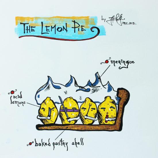 the pie - malditomosquito