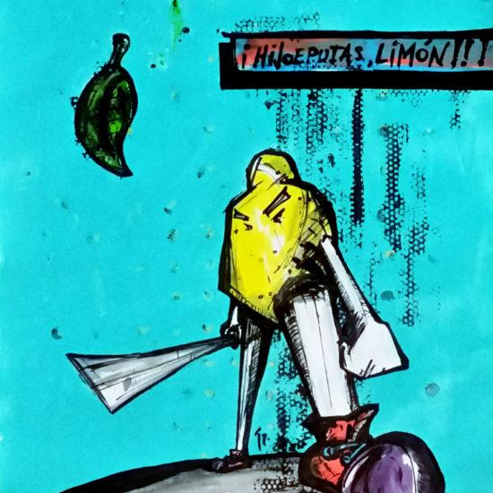 me mata limón - malditomosquito