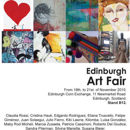 edinburgh art fair - malditomosquito
