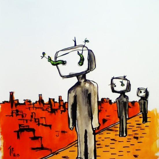 a short story: 4 - malditomosquito