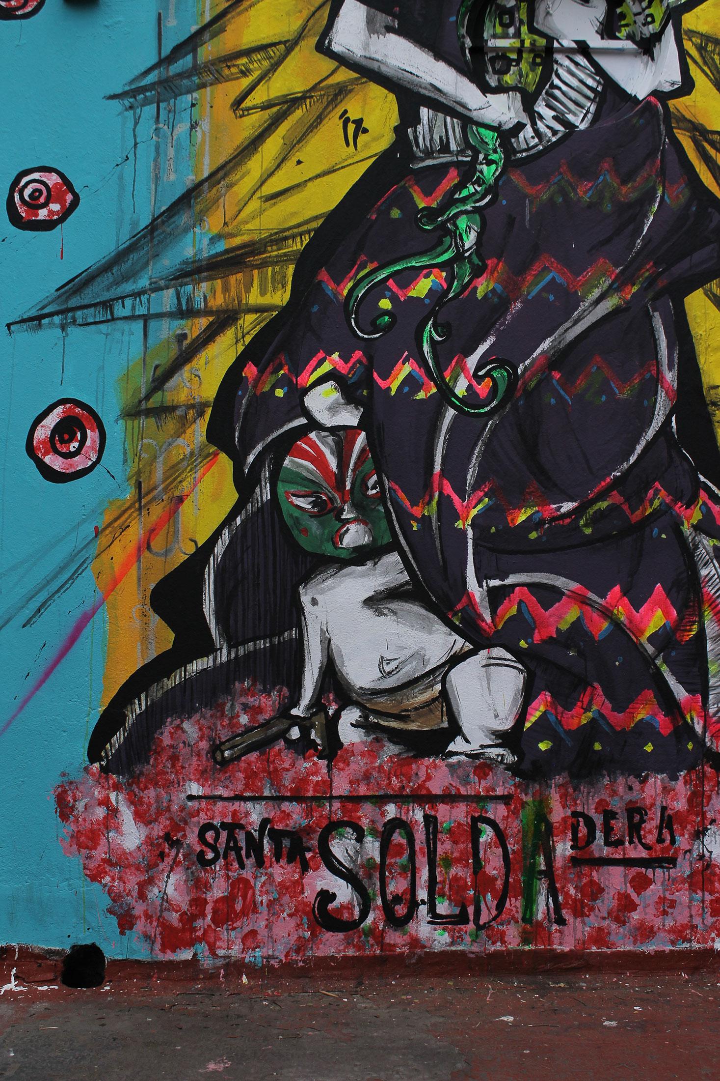 santa solda - malditomosquito 2