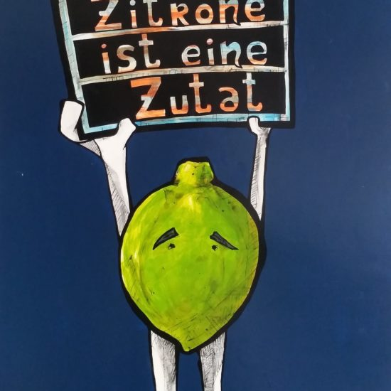 lime up, stand up. - malditomosquito